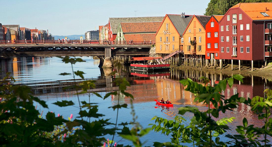 10 skäl att upptäcka Trondheim