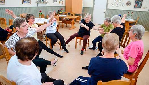 Bräcke – bäst eller sämst för seniorer?