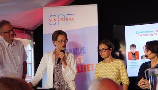 Gudrun Schyman till pensionsgruppen: Be om ursäkt!