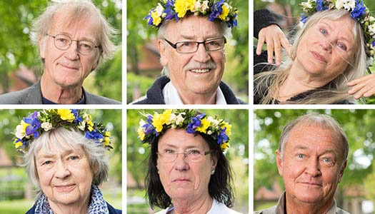 Många veteraner bland årets sommarvärdar