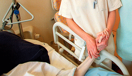 Ska ALS-drabbade bara invänta döden?