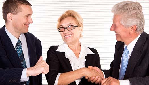 Fler seniorer får nya jobb