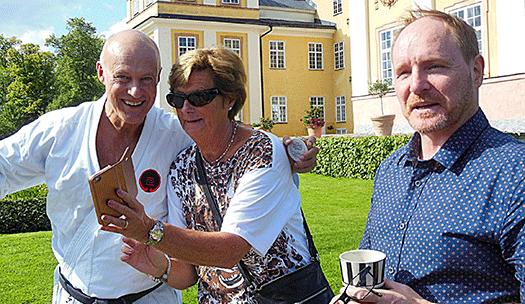 """Bråviken Kolmården besökte """"Stjärnorna på slottet"""""""
