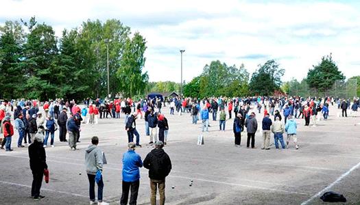 Boulens Dag med Länsfinal