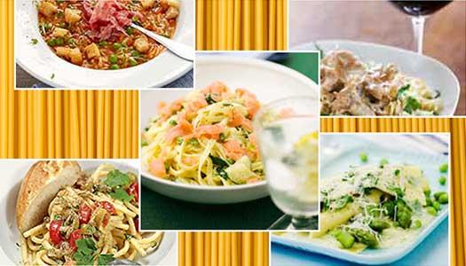 Festa på pasta