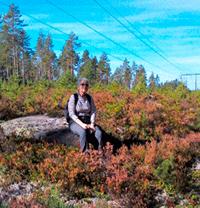 Höstens andra skogsvandring