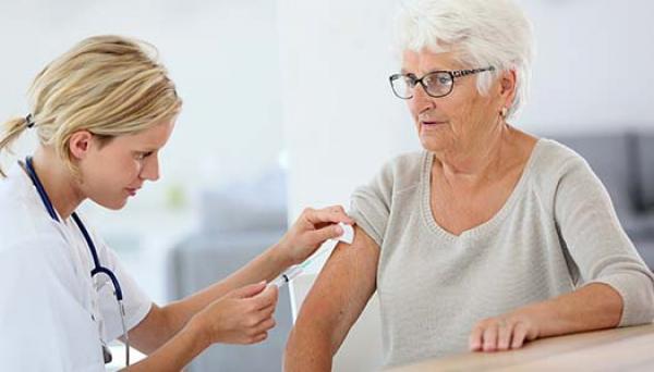 Du kan vaccinera dig mot lunginflammation