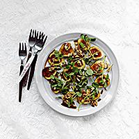 recept marinerade fikon i sallad