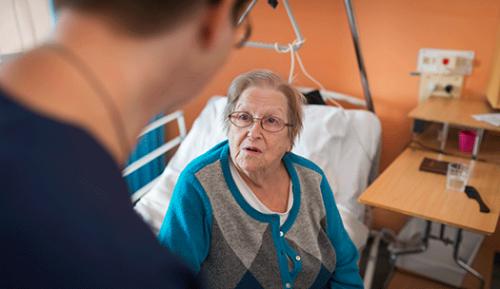 Omsorg om gamla kan inte minutstyras | Senioren