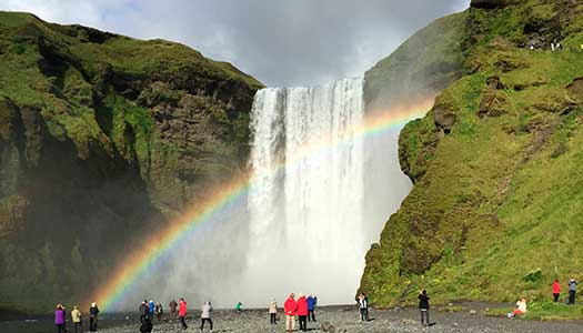 Magiska dagar på Island