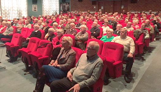 """""""Gilla Din Ekonomi""""- seminarium fyllde hela Forum i Hyltebruk!"""