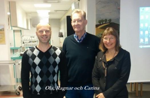 Möte med Pensionärsråd i Malmö