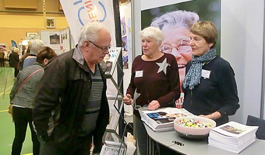 SPF Seniorerna syntes på mässa