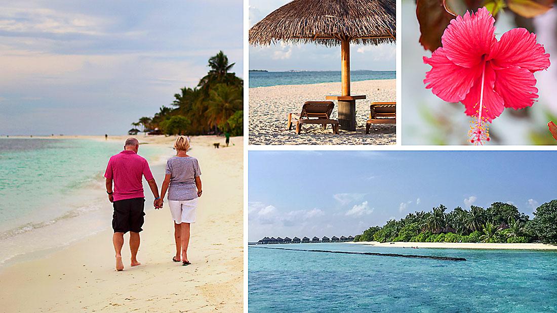 Drömmen om Maldiverna