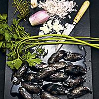 Lättlagat recept på musslor