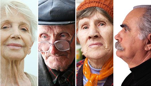 Äldre är unika och behöver olika sorters omsorg
