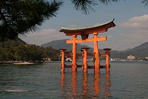 Toorin i Japan