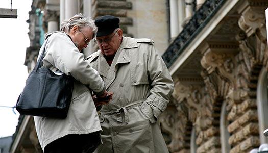 Löntagarna rycker ifrån pensionärerna