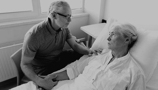 Äldre tvingas vänta längst på akuten