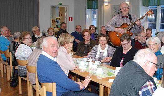 SPF Seniorerna Umeå Norras upptakt för 2016