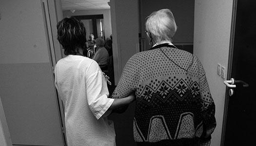 Stor ojämlikhet i chans få äldreboende