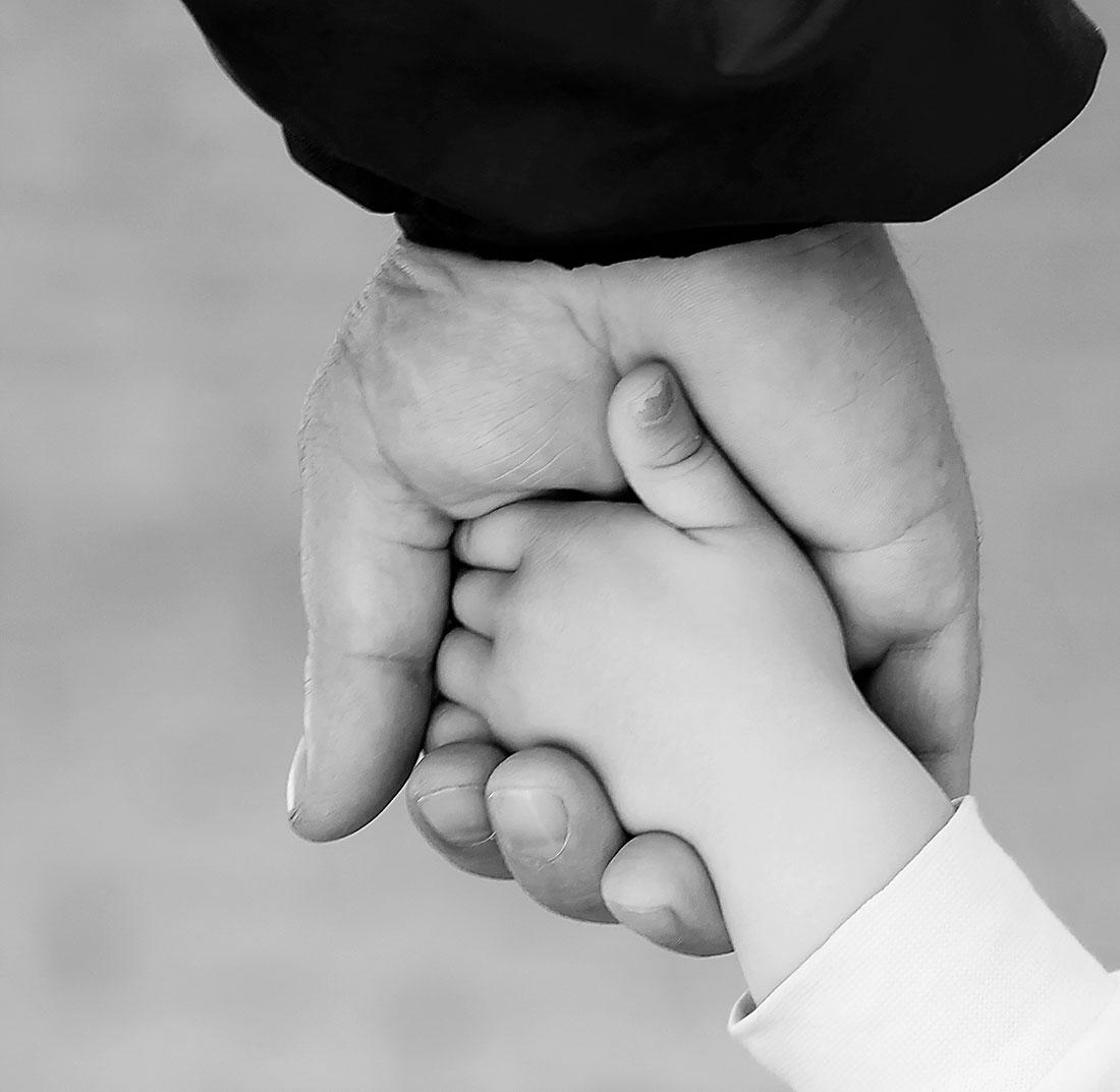 Efter depressionen: Nu kan Anders vara farfar igen
