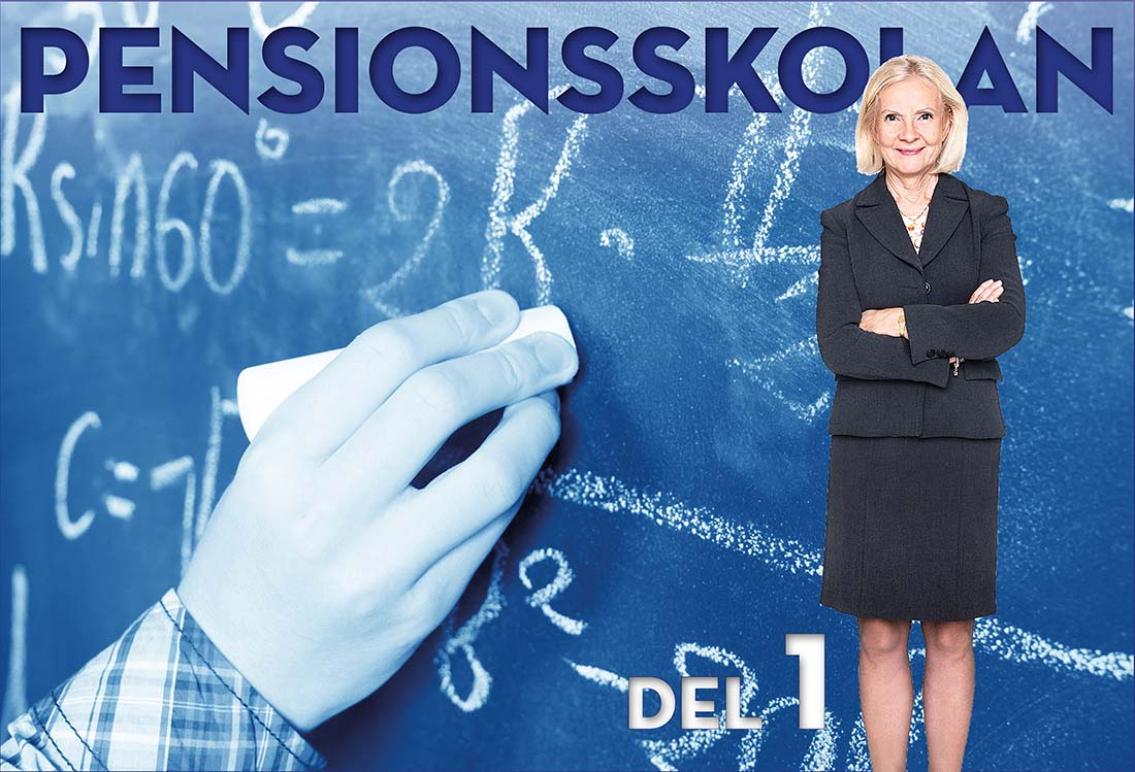 Pensionsskolan del 1: Pensionen – så funkar den