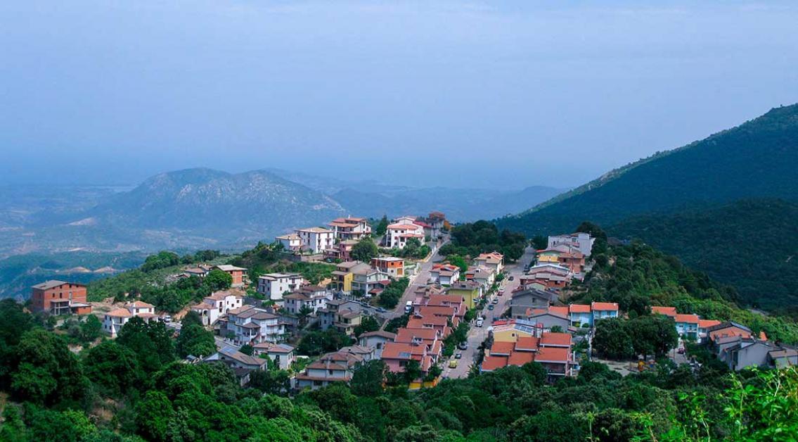 Byn där man lever längst