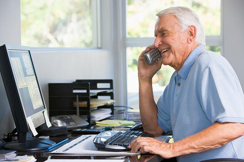 Pensionärer vill arbeta – då och då