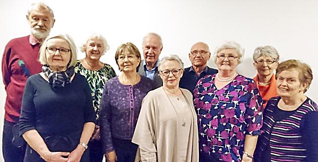 Välbesökt årsmöte hos SPF Seniorerna Snöstorp