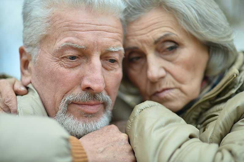 Fler skiljer sig efter 60