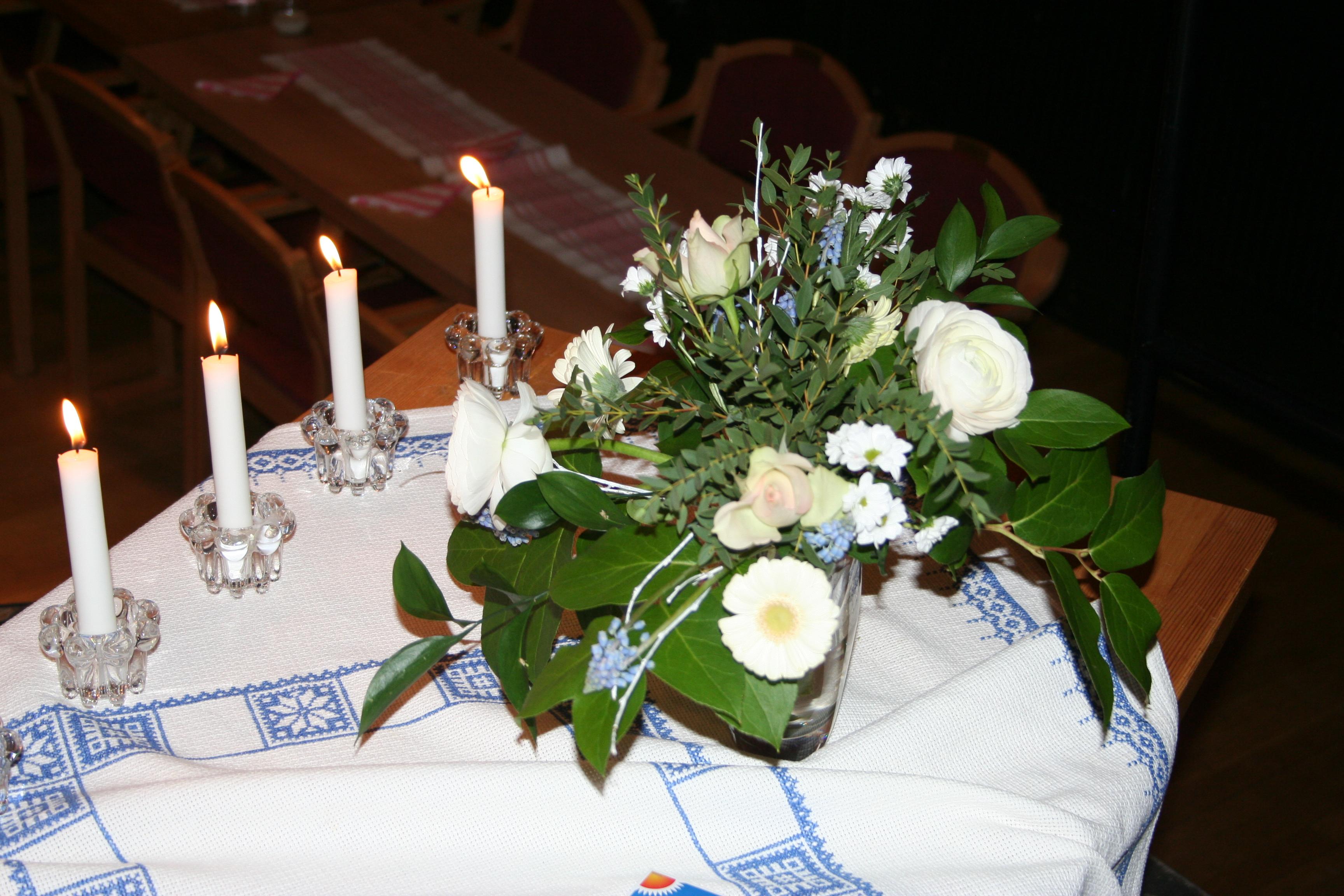 Minnesstund i SPF Seniorerna i Leksand