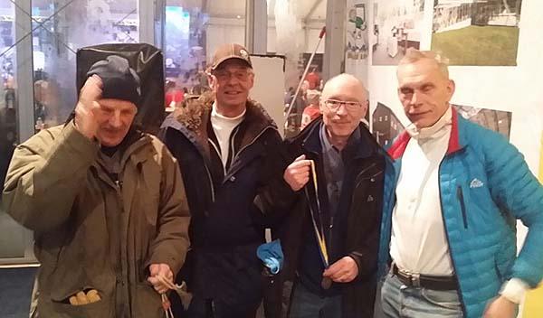 SPF Seniorerna Falun i StafettVasan