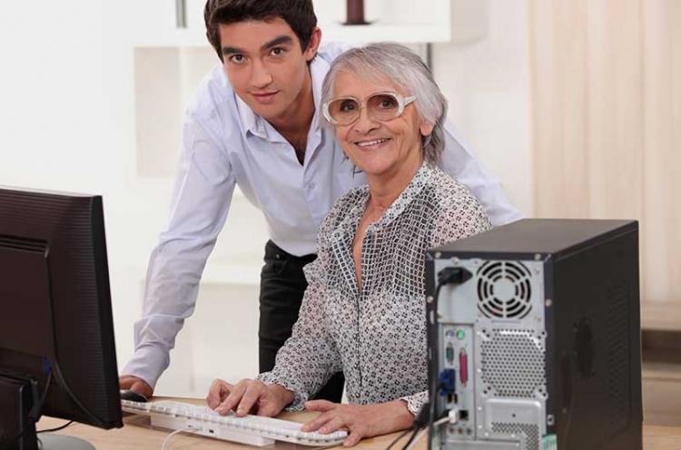Stordator – Då behövs seniorerna