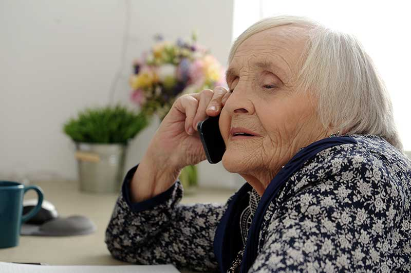 KO ingriper mot telefonbedrägerier