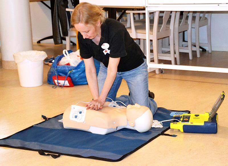 Utbildning i Hjärt-Lung Räddning