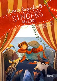 Singers Melodi Vanna Rosenberg