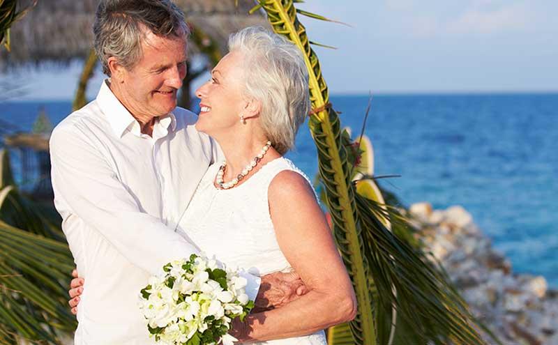 Därför lever gifta längre