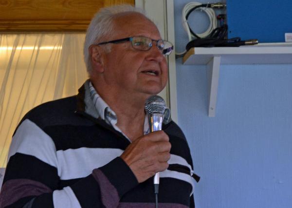 Bertil Pellas berättar om Olsnäs