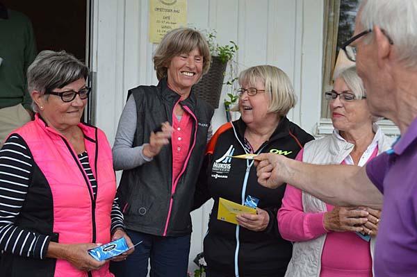 48 deltagare i SPF Seniorerna Faluns golfmästerskap