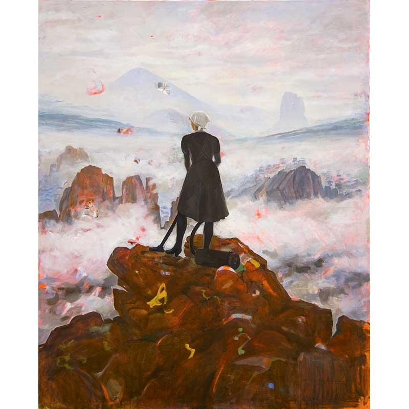 Konst – Gittan Jönsson och dammsugerskorna