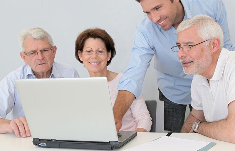 Seniorer får mindre kompetensutveckling