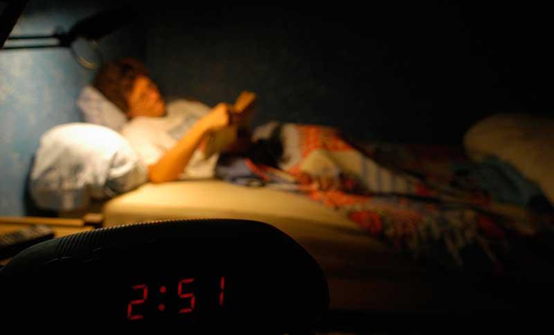 Finns det någon lag om sovtider?