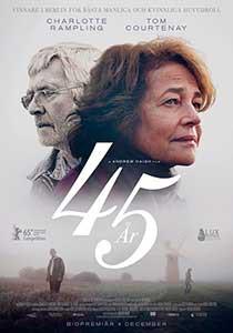 45 years, film, dvd