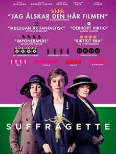 Suffragette, film, dvd