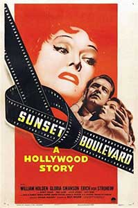 Sunset boulevard, film