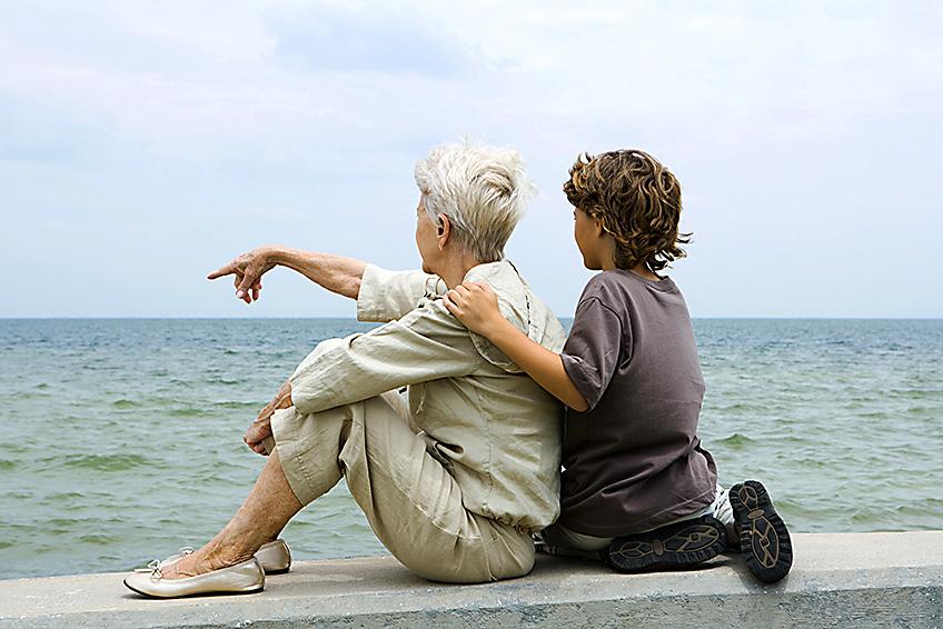Goda relationer är bra för hälsan