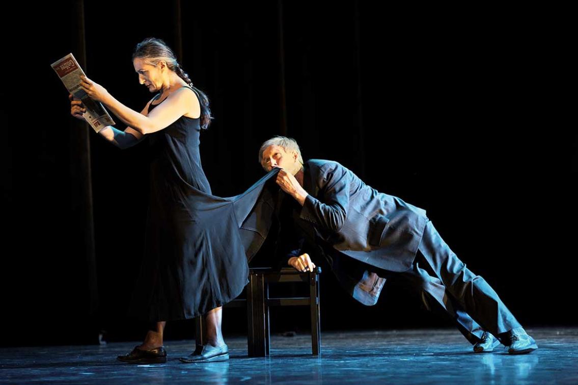 Forever Dance har fokus på äldre kroppar
