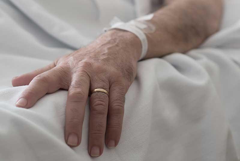 Flera sjukdomar hos avlidna i covid-19