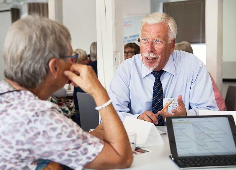 """""""Så gör vi skillnad i pensionärsrådet"""""""